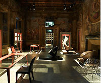 The Driade showroom in Milan
