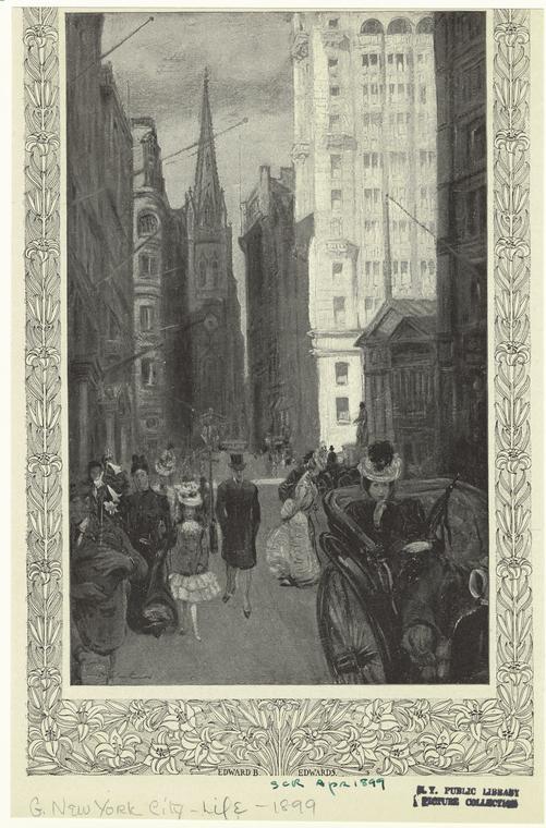 nyc life 19th century