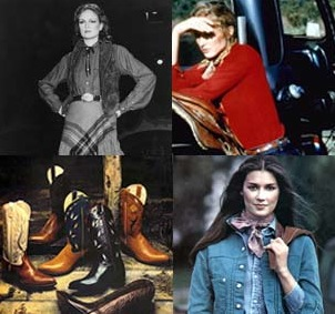 Ralph Lauren Western Collection 1978